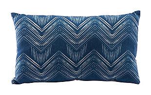Modern Ikat Pillow, , rollover