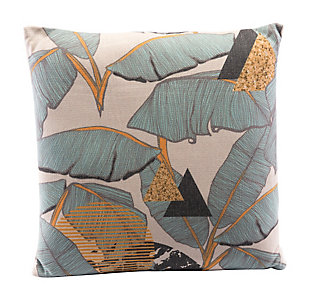 Modern Tropical Print, , large