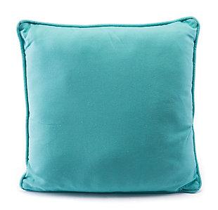 Modern Velvet Pillow, , rollover