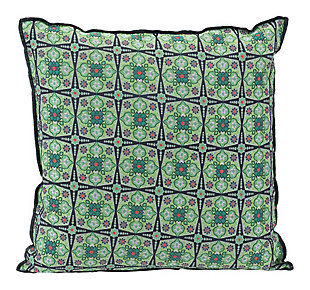 Modern Splendor Pillow, , rollover