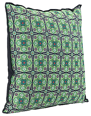 Modern Splendor Pillow, , large