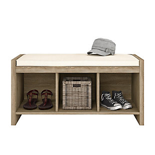Carolina Storage Bench, , large