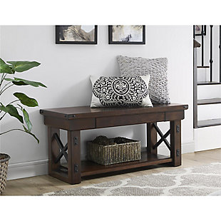 Daisee Entryway Bench, , rollover