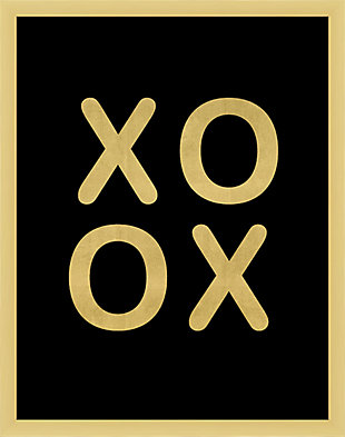 Giclee XOXO Wall Art, , large