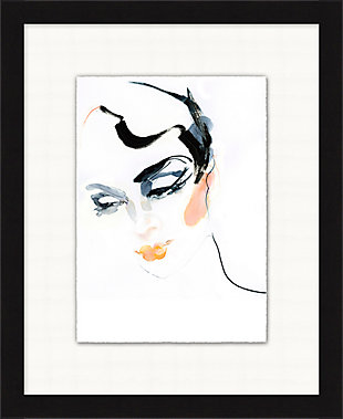 Giclee Fashion Model Wall Art, , large