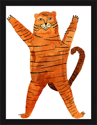 Giclee Tiger 21 Wall Art, , rollover