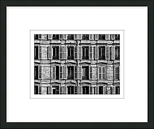 Giclee Building Façade Wall Art, , large