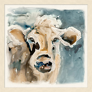 Giclee Bovine Portrait Wall Art, , large