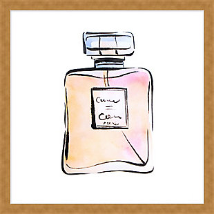 Giclee Parfum No.9 Wall Art, , large