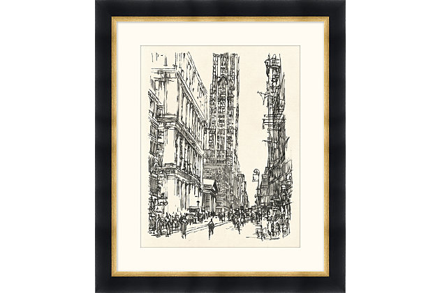 Giclee New York Wall Art, , large
