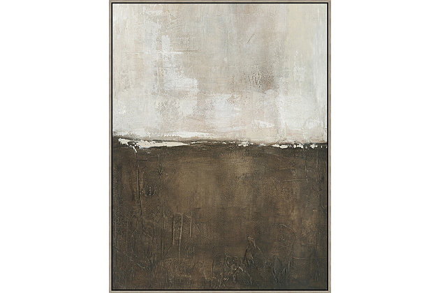 Giclee Abstract Horizon Wall Art, , large
