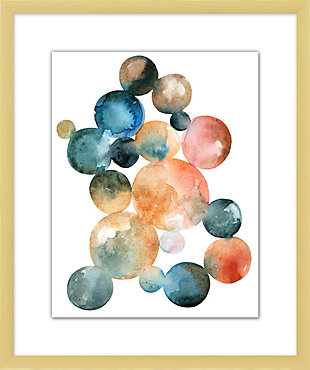 Giclee Bubble Pop Wall Art, , large