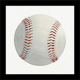 Giclee Baseball Wall Art, , rollover