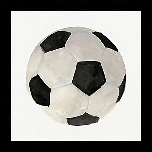 Giclee Soccer Ball Wall Art, , rollover