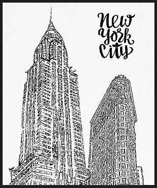 Giclee New York Wall Art, , rollover