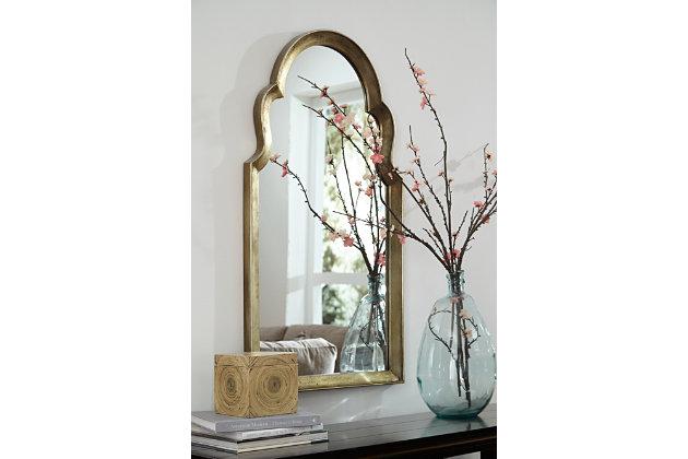 Miroir d coratif pour la maison meubles ashley homestore - Adhesif decoratif pour meuble ...