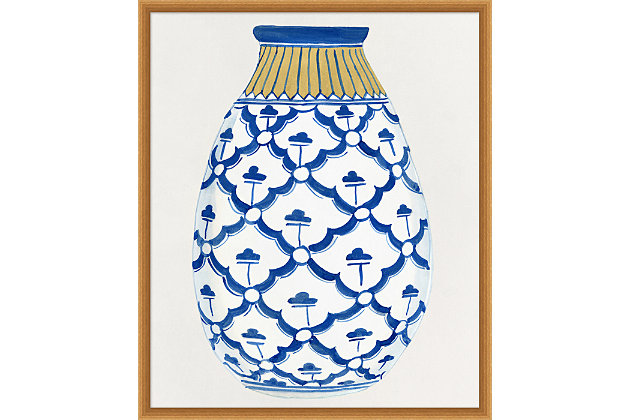 Giclee Grand Vase Wall Art, , large