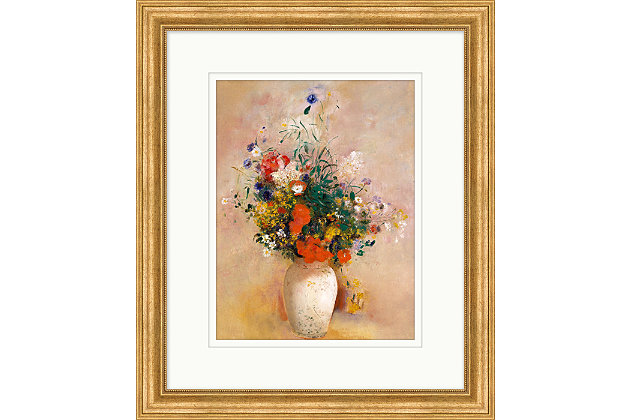 Giclee Amazing Bouquet Wall Art, , large