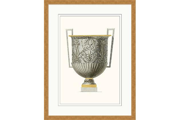Giclee Vintage Urn Wall Art, , large