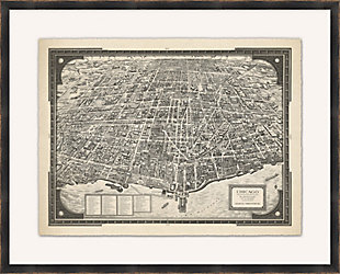 Giclee Grand Map Wall Art, , rollover