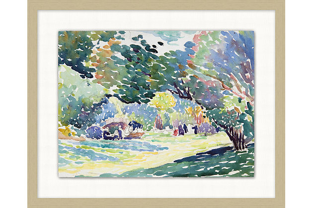 Giclee Spring Colors Wall Art, , large