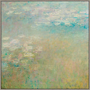 Giclee Impressionist Pond Wall Art, , large