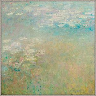 Giclee Impressionist Pond Wall Art, , large