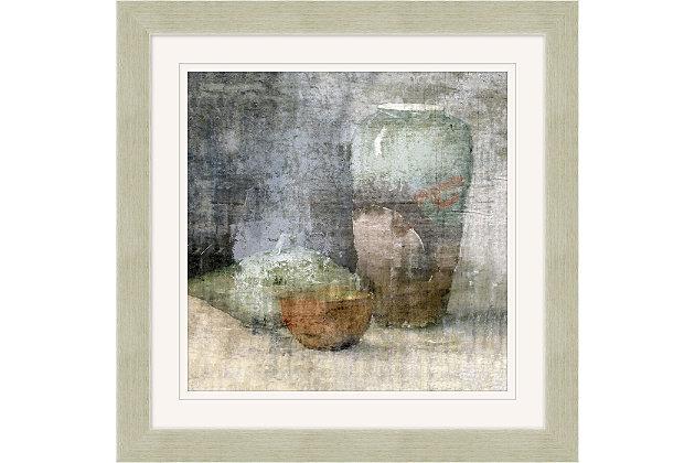 Giclee Pottery Set Wall Art, , large