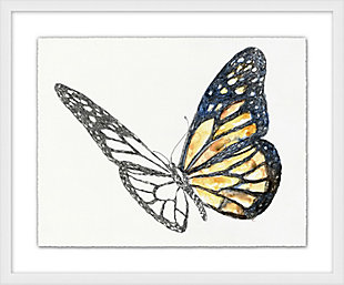 Giclee Monarch Study Wall Art, , rollover