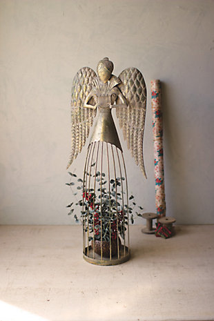 Decorative Christmas Angel, , large