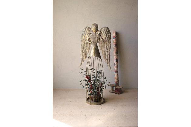 Decorative Christmas Angel, , large