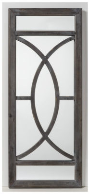 Ashley Home Accents Mirror, Black