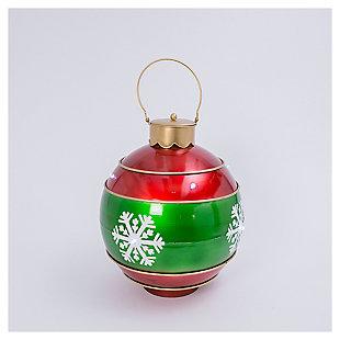 "Decorative 19.8"" Metal Snowflake Ornament, , large"