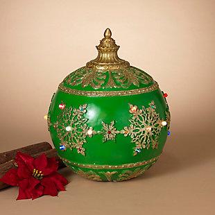 "Decorative 18"" Jumbo Musical Ornament, , rollover"