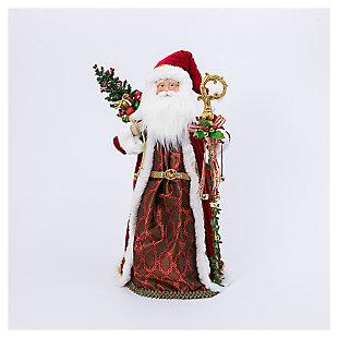 "Decorative 36"" Traditional Santa Figurine, , large"