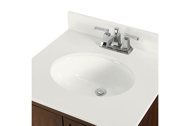 "Rectangular Rosemary 24"" Bathroom Vanity, , large"