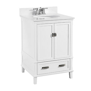 "Rectangular Rosemary 24"" Bathroom Vanity, , large"