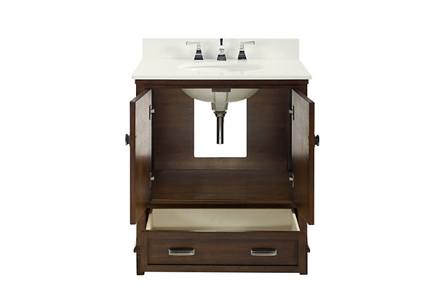 "Traditional Rosemary 30"" Bathroom Vanity, , large"