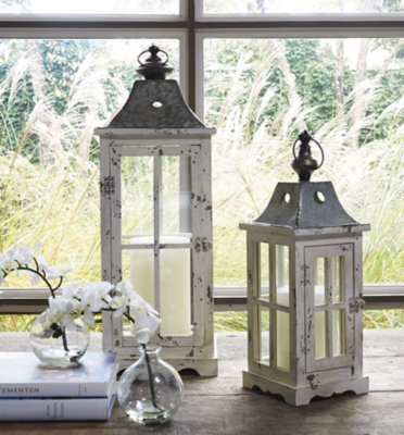 Home Accents Candle Holder (Set of 2) by Ashley HomeStore...