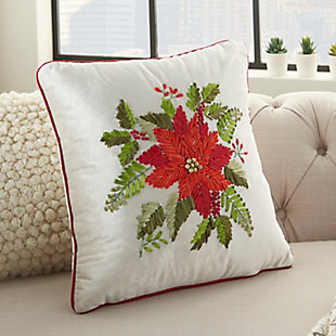 Decorative Home For The Holiday Pillow, , rollover