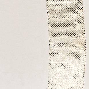 Modern Sequin Stripe Pillow, , large