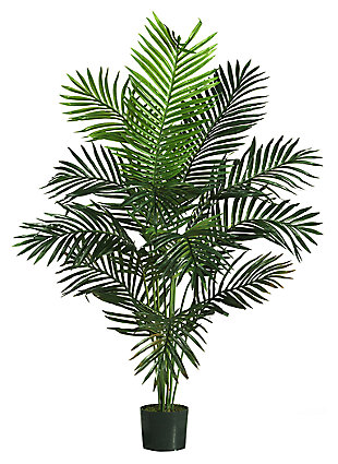 Home Accent 5' Paradise Palm Tree with 12 Lvs, , large