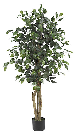 Home Accent 4' Ficus Silk Tree, , large