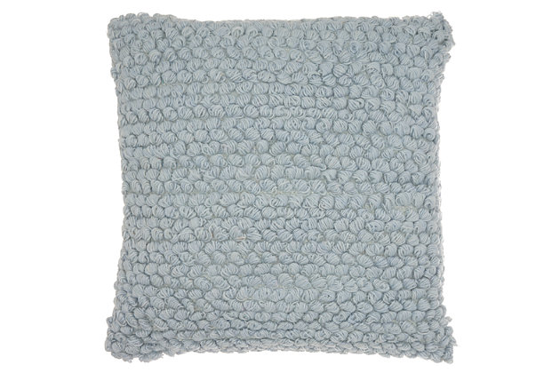 Modern Thin Group Loops Life Styles Sky Pillow, , large