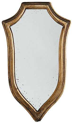 Home Accents Mirror, Antique, large