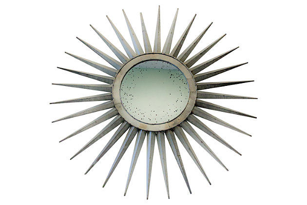 Home Accents Mirror by Ashley HomeStore, Gold