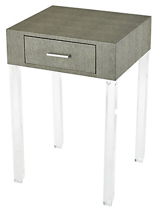 Modern Monaco-Ville Accent Table, , large