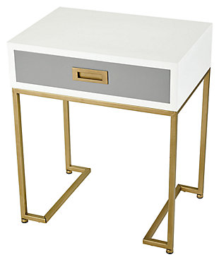 Modern Olympus Accent Table, , large