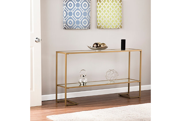 Home Accent Yorva Console, , large
