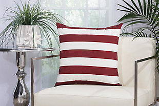 Decorative Mina Victory Outdoor Pillow, , rollover
